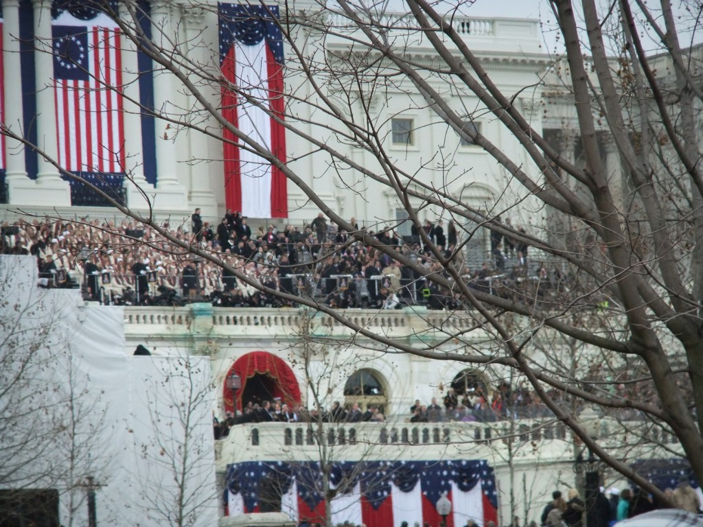 TRUMP INAUGURATION CEREMONYIN DC 1,23,17 098